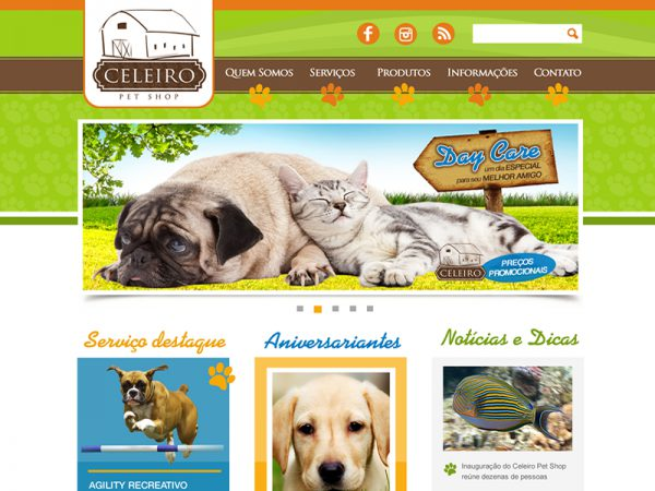 Celeiro Pet Shop