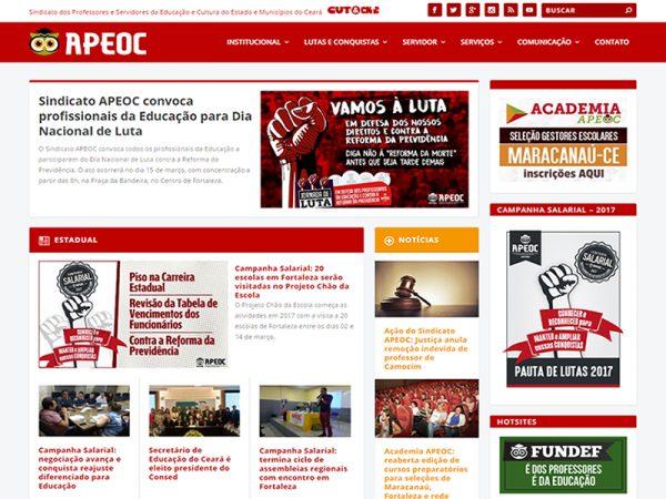 Sindicato dos Professores – APEOC