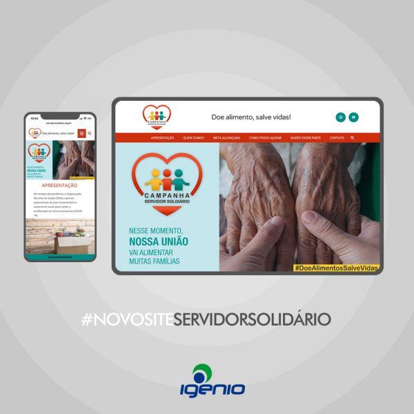Servidor Solidário